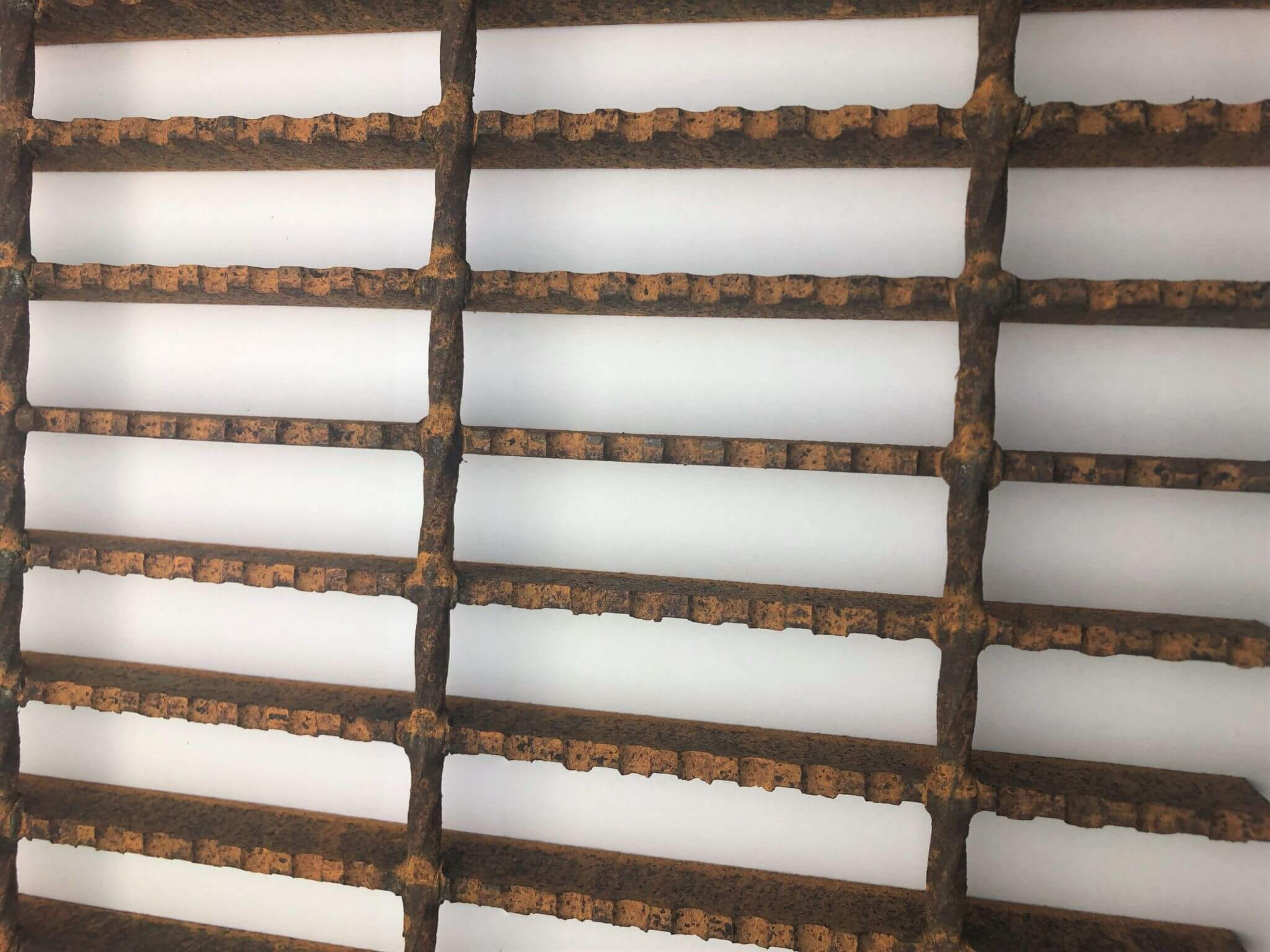 Grating Pattern A 25×5 Loadbar, 995x5800mm