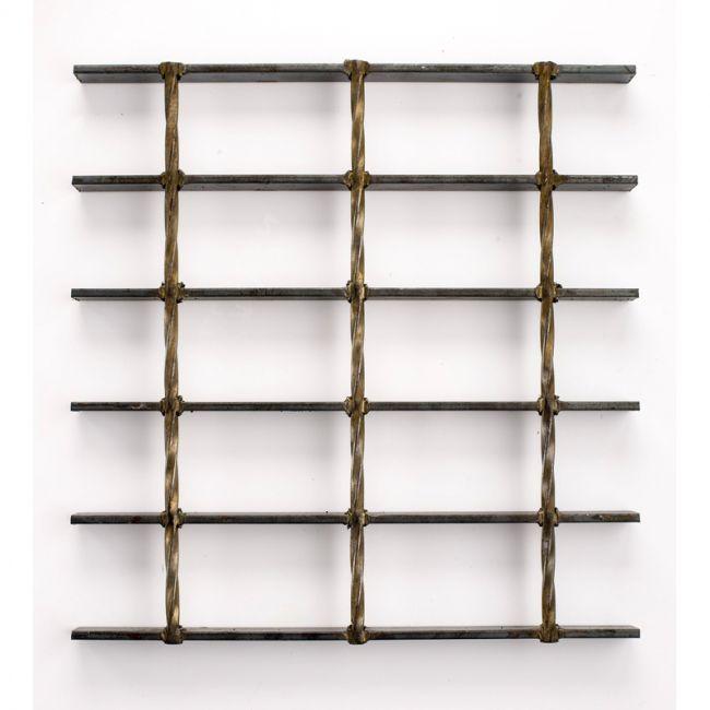 Grating Pattern F 25x5 Loadbar, 1025x5800mm