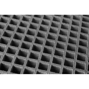 FRP 25x6mm Grit Surface, 38x38mm square, 1220x3660mm