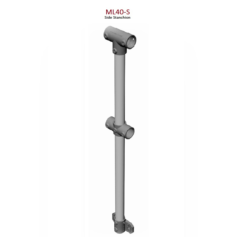 Side Stanchion Monowills Link Modular Railing