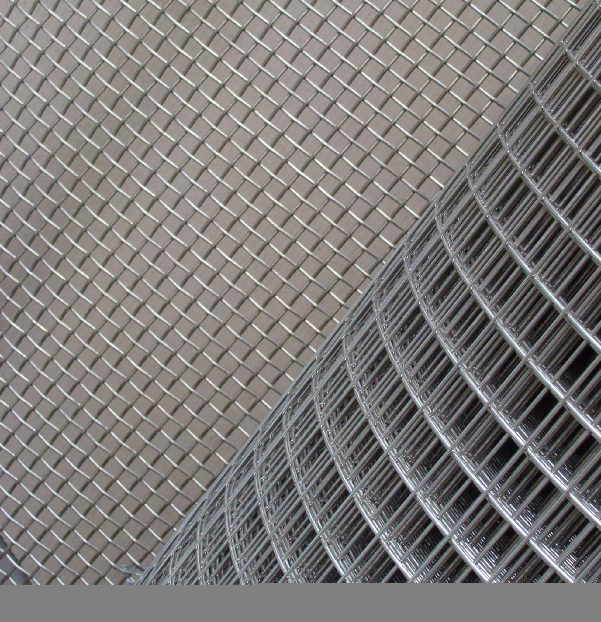 Woven or welded: Which mesh is best for you?
