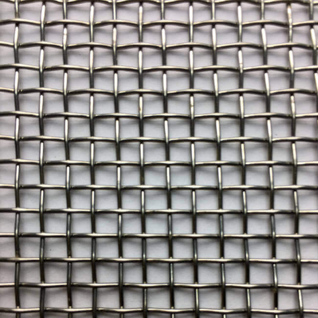 M00620 Fine Woven Wire Mesh Per Metre: 3.33 Openings