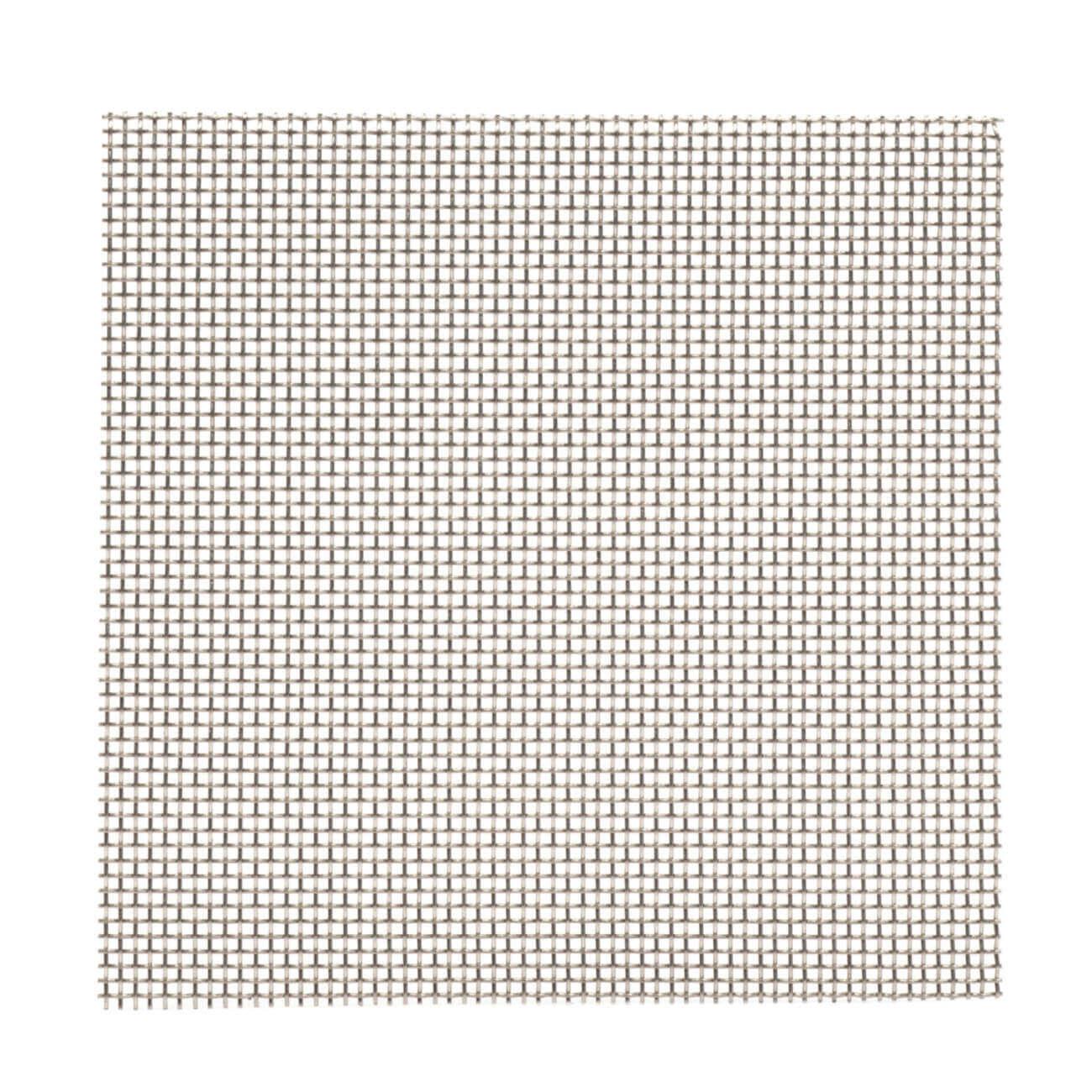 M01424 Fine Woven Wire Mesh Per Metre: 1.25 Openings