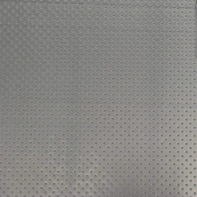 R02410 Perforated Metal Sheet: 2.4mm Round, 10% Open Area