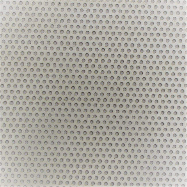 R03023 Perforated Metal Sheet: 3.0mm Round, 23% Open Area