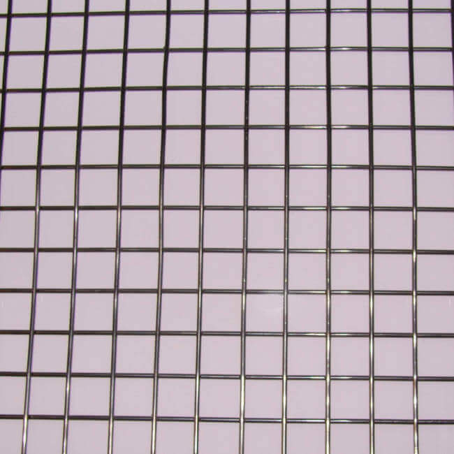 W25 Welded Wire mesh Per Metre: 23.4mm Openings